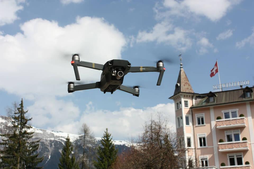 Drohne klein